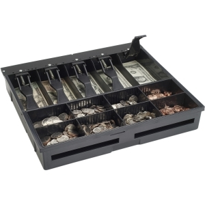 MMF Cash Drawer Tray for VAL-u Line Cash Drawer - 5 Bill - 8 Coin - Plastic