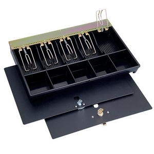 MMF Cash Drawer Cash Tray - 5 Bill - 5 Coin - Steel